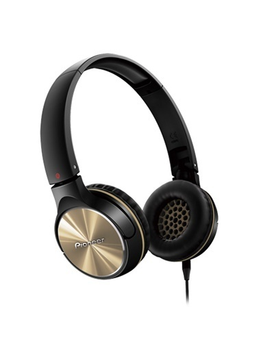 Pioneer SE-MJ532-N Kulaküstü Kulaklık Altın